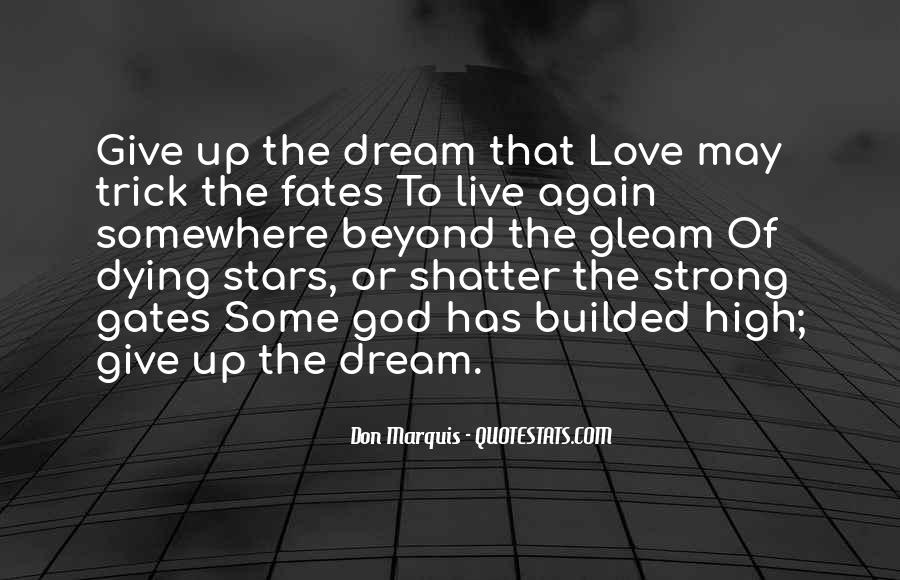 Quotes About Dying Stars #1685854