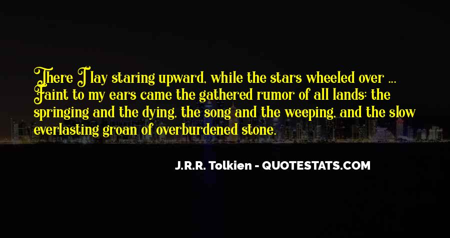 Quotes About Dying Stars #1782949