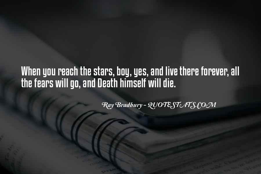 Quotes About Dying Stars #335106