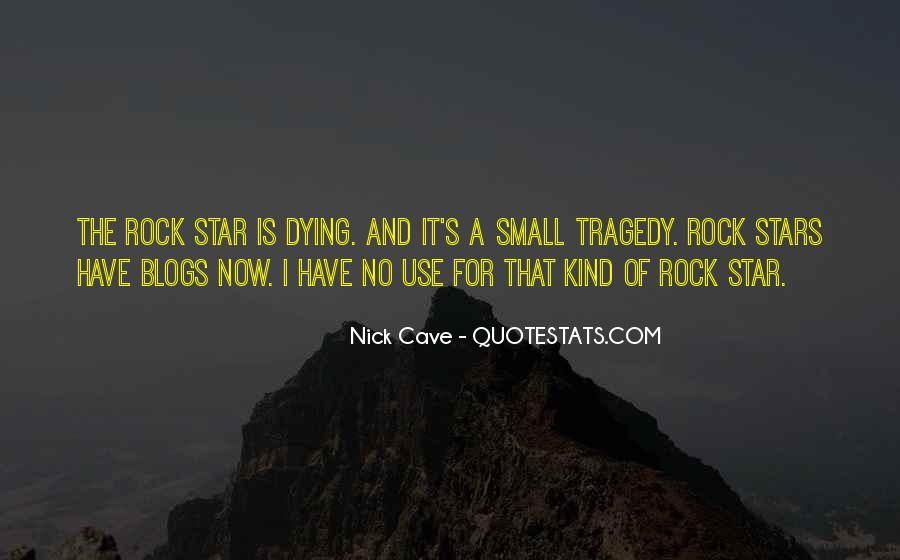 Quotes About Dying Stars #835065