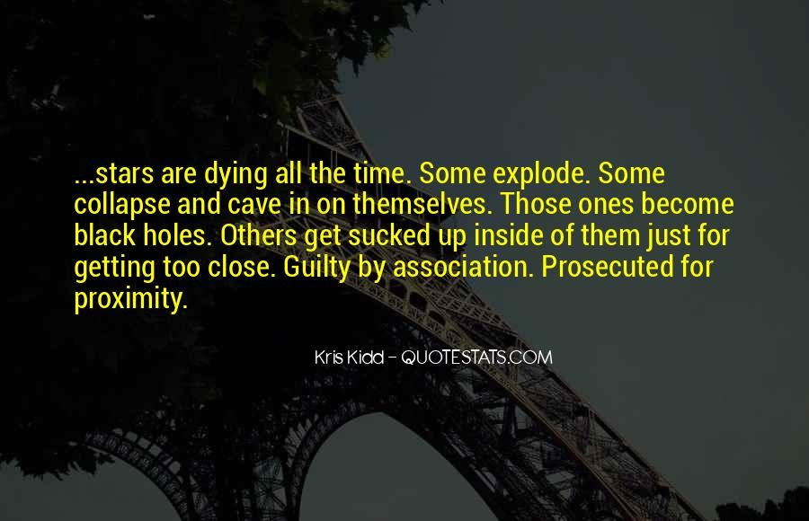 Quotes About Dying Stars #937441