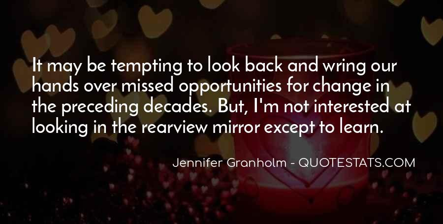 Quotes About Opportunity To Learn #168022