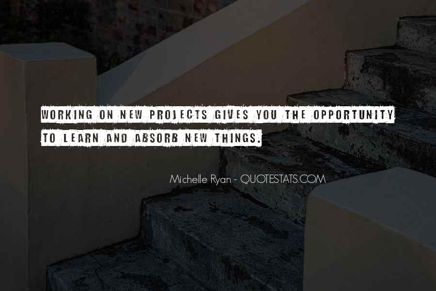 Quotes About Opportunity To Learn #226104