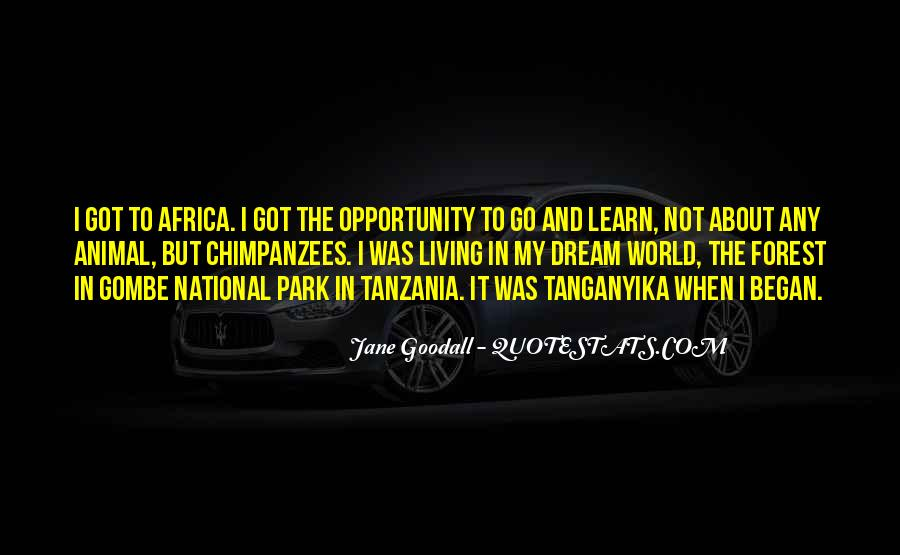 Quotes About Opportunity To Learn #289955