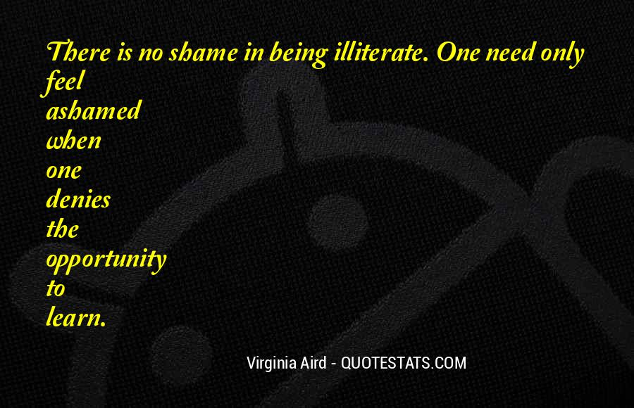 Quotes About Opportunity To Learn #375869