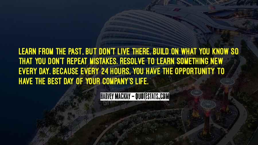 Quotes About Opportunity To Learn #41891
