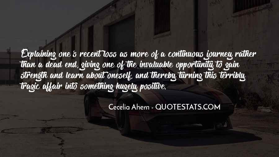 Quotes About Opportunity To Learn #437960