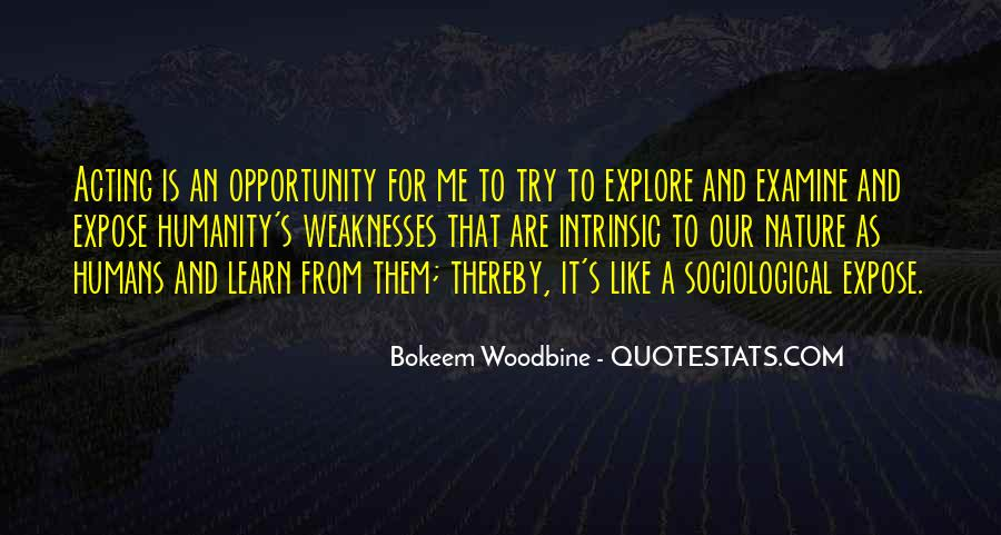 Quotes About Opportunity To Learn #575677