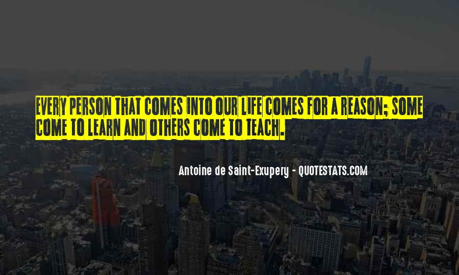 Quotes About Opportunity To Learn #690799