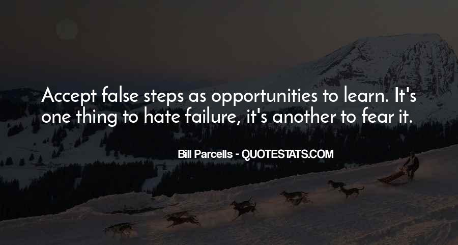 Quotes About Opportunity To Learn #850520