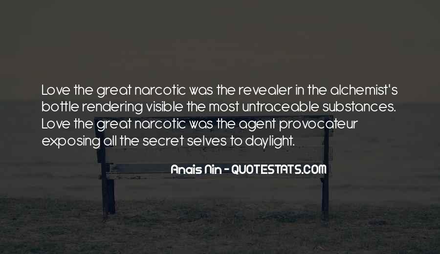 Quotes About Secret Agent #1056515