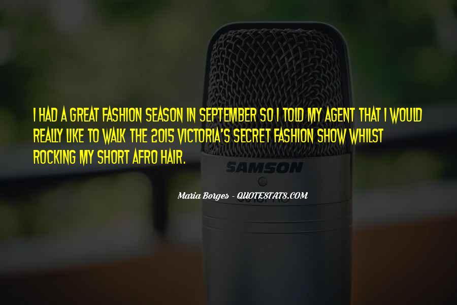 Quotes About Secret Agent #369524