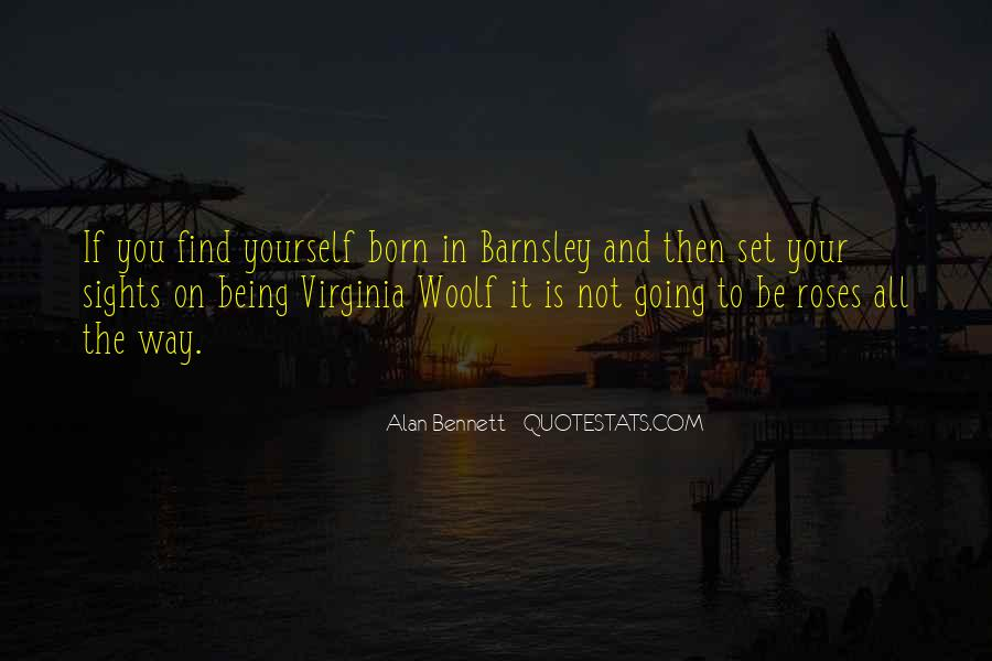 Quotes About Being Yourself #18506