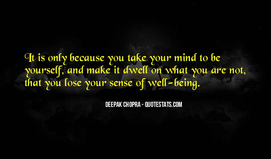 Quotes About Being Yourself #39488