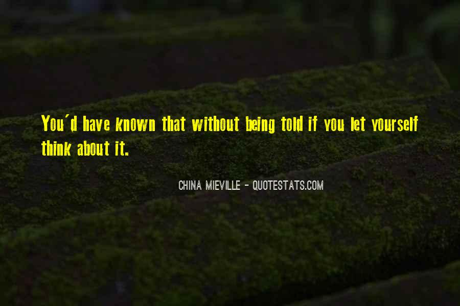 Quotes About Being Yourself #59204