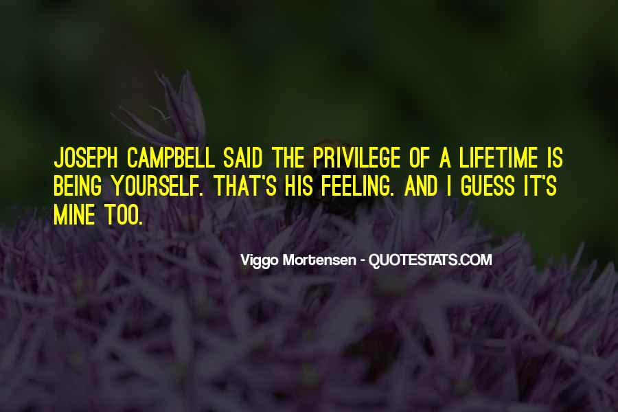 Quotes About Being Yourself #5930