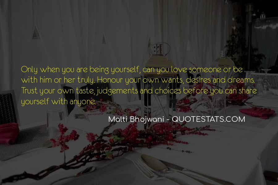 Quotes About Being Yourself #59428