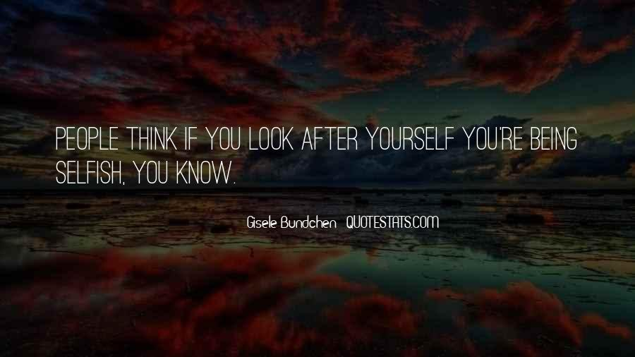 Quotes About Being Yourself #65787