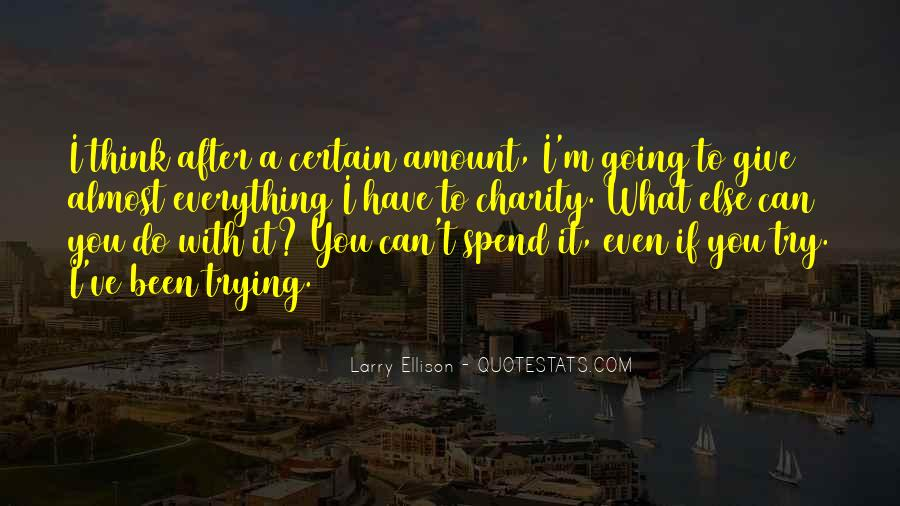 Quotes About What You Can Do #33729