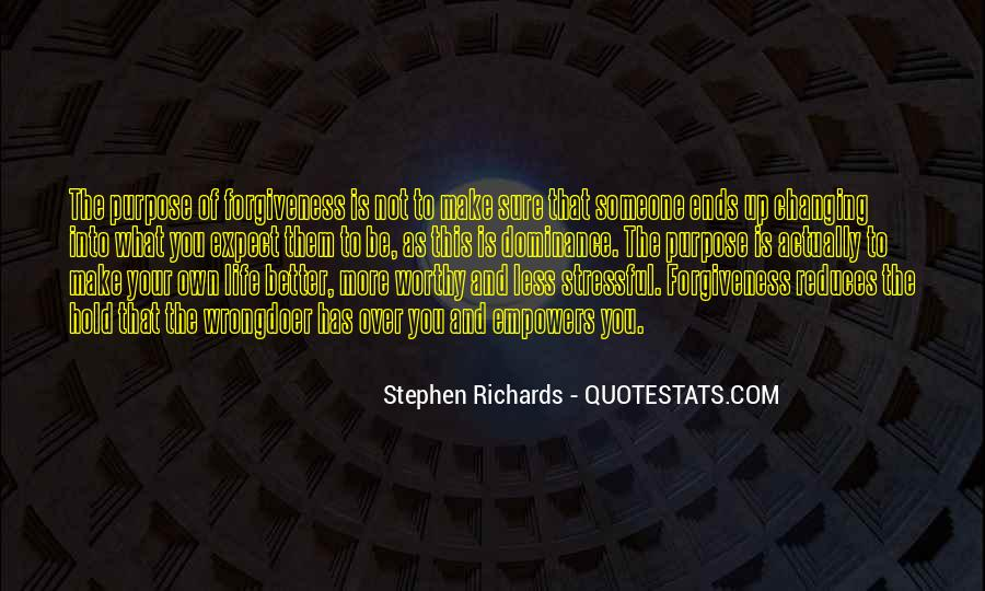 Quotes About Changing The Life #155446