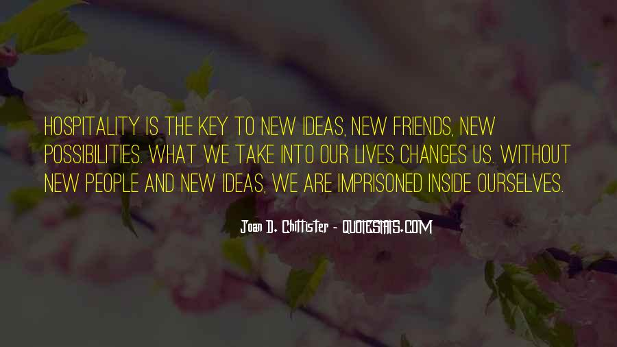 Quotes About Changing The Life #183918