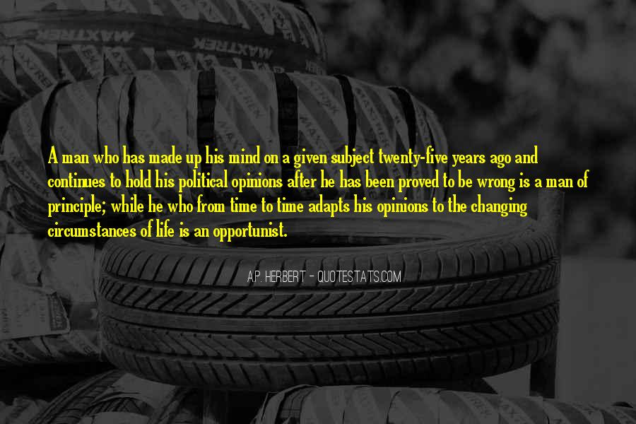 Quotes About Changing The Life #22092