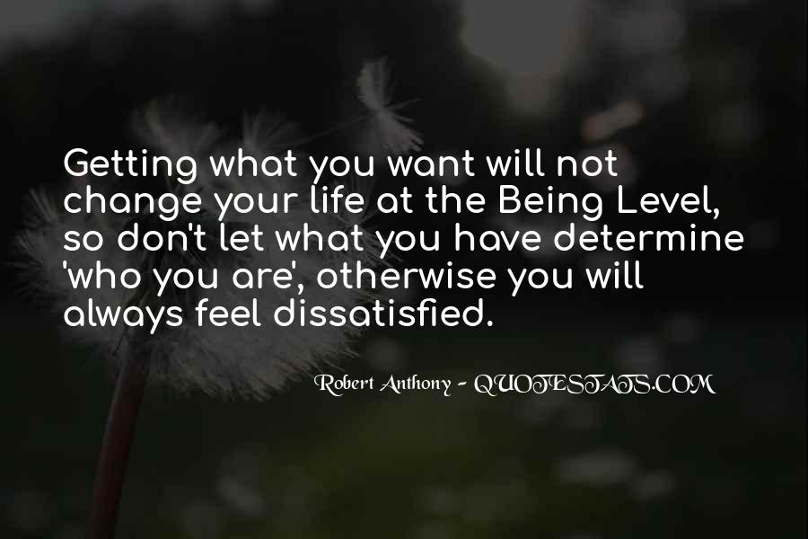 Quotes About Changing The Life #24247