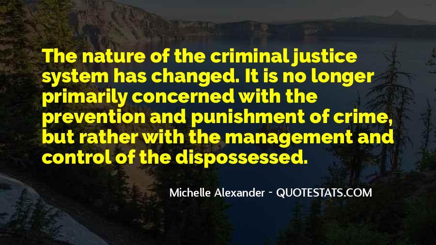 Quotes About Criminal Punishment #11112