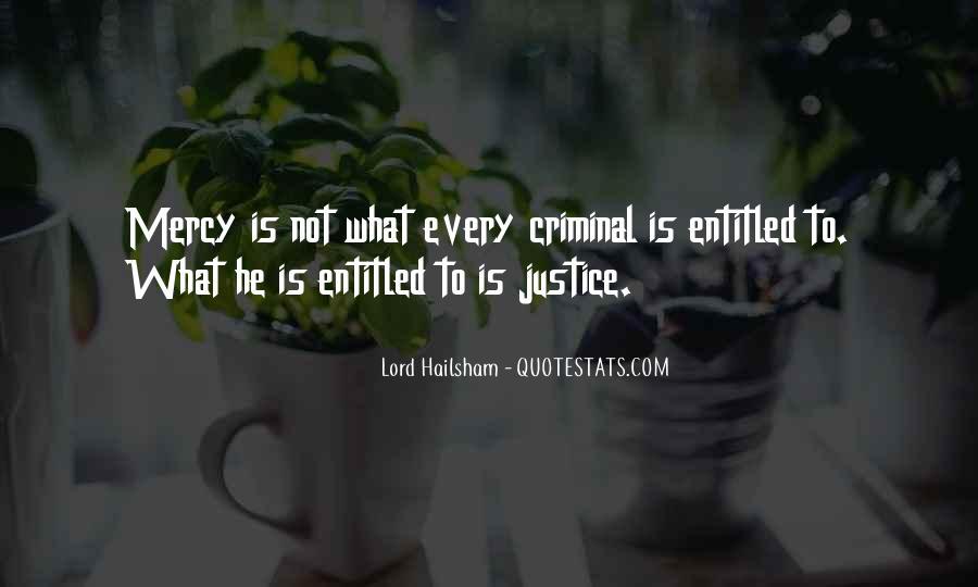 Quotes About Criminal Punishment #374181