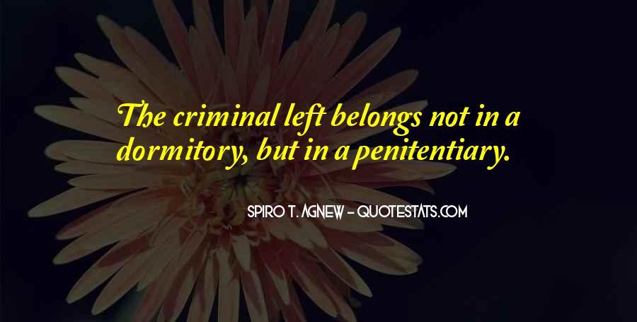 Quotes About Criminal Punishment #434950