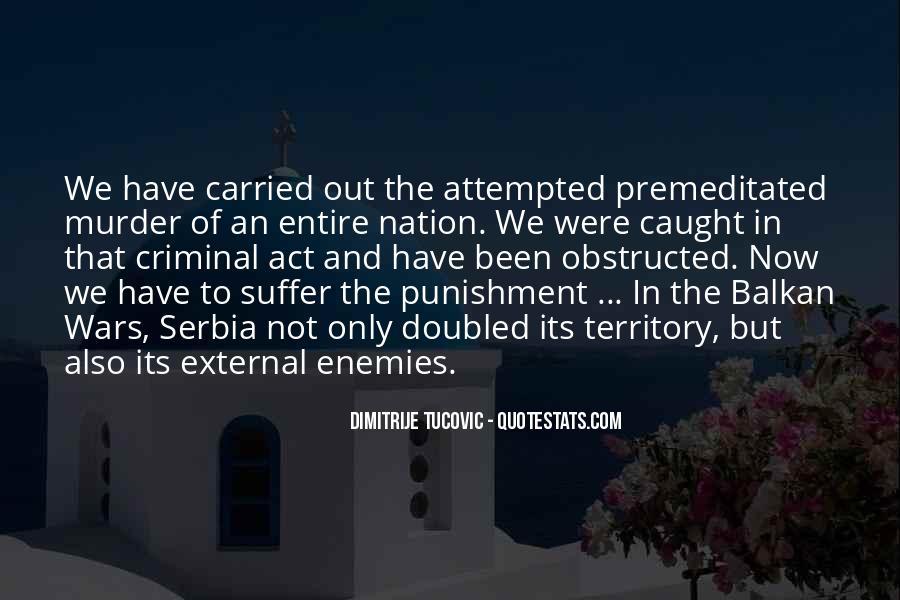 Quotes About Criminal Punishment #516169