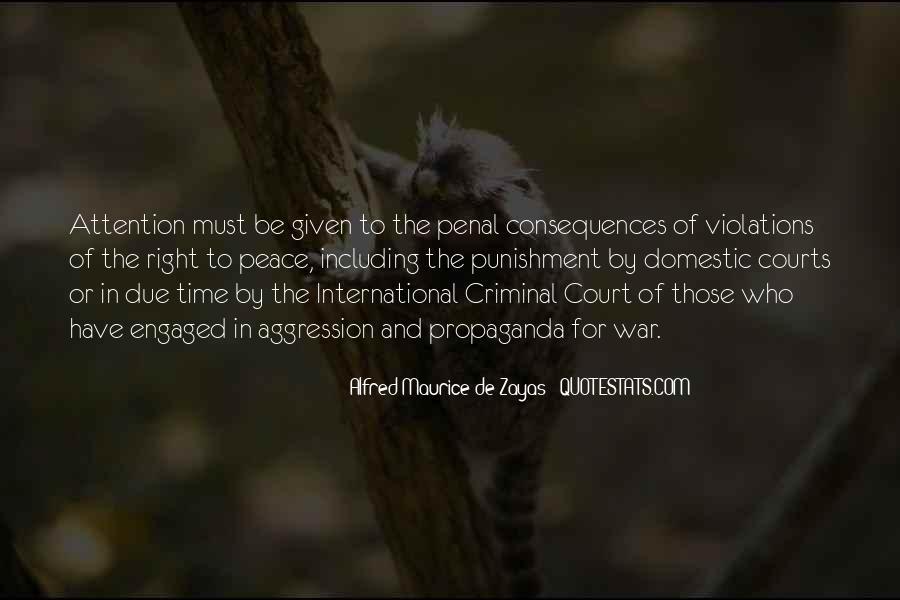 Quotes About Criminal Punishment #517823