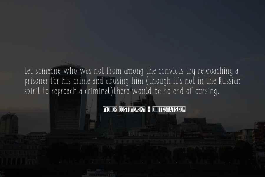 Quotes About Criminal Punishment #556667