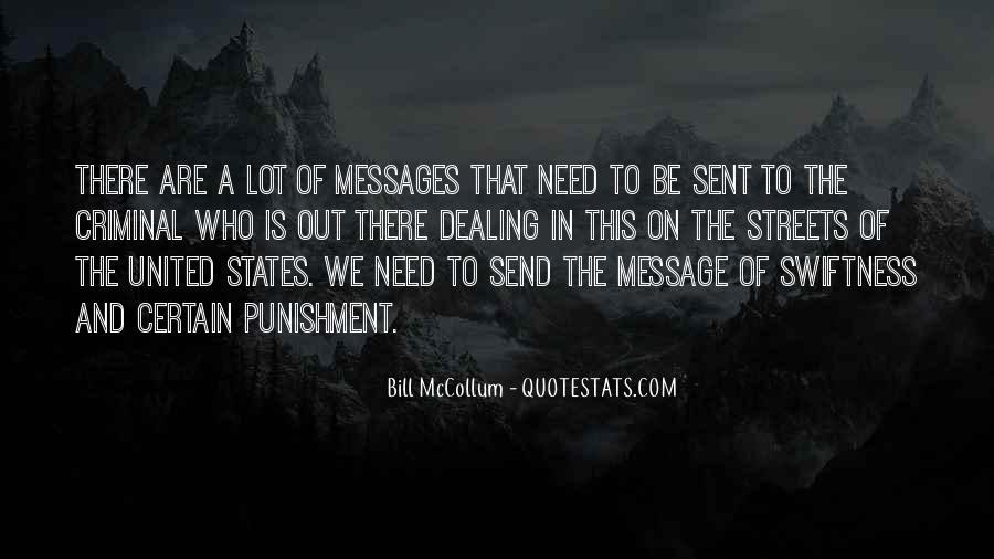 Quotes About Criminal Punishment #634717