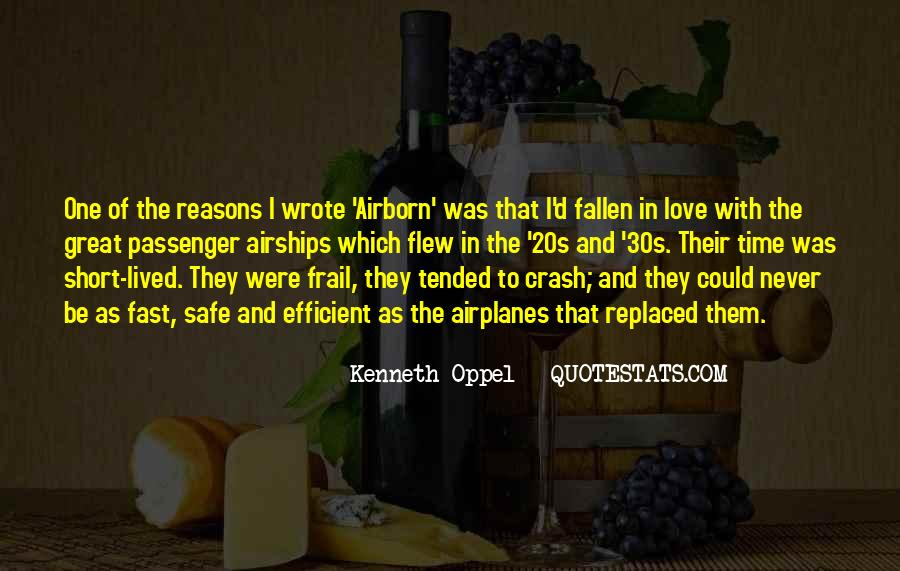 Quotes About Short Lived Love #499485