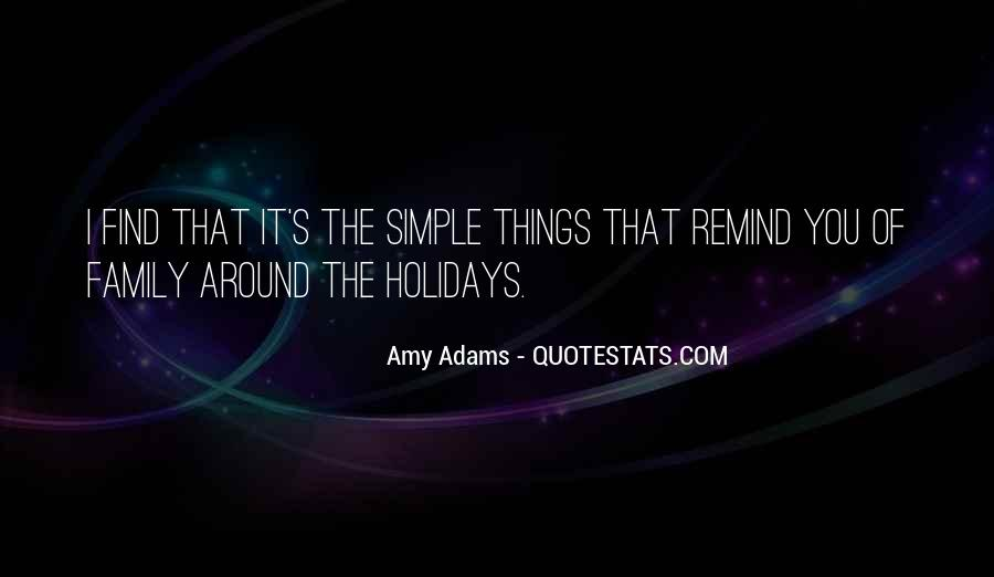 Quotes About Family Around The Holidays #1783837