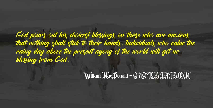 Quotes About Blessings To Others #1240815