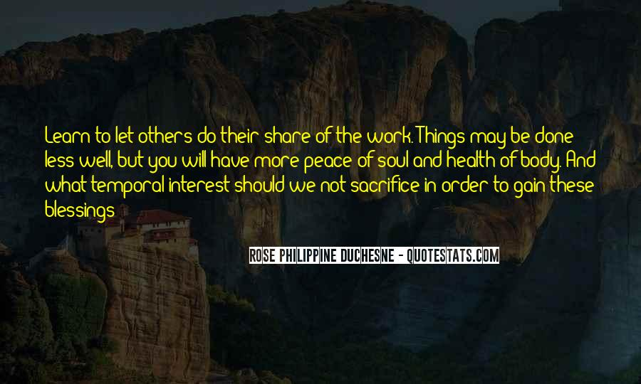 Quotes About Blessings To Others #1240979