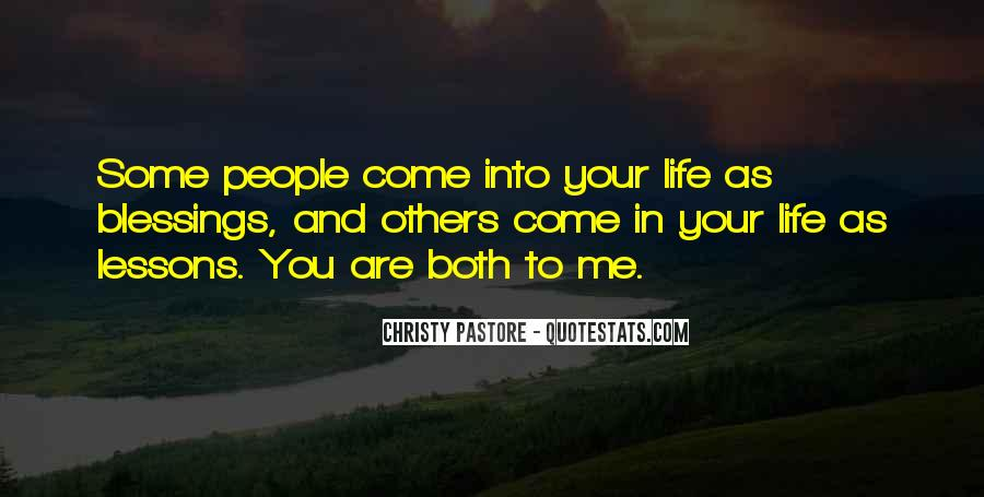 Quotes About Blessings To Others #125841