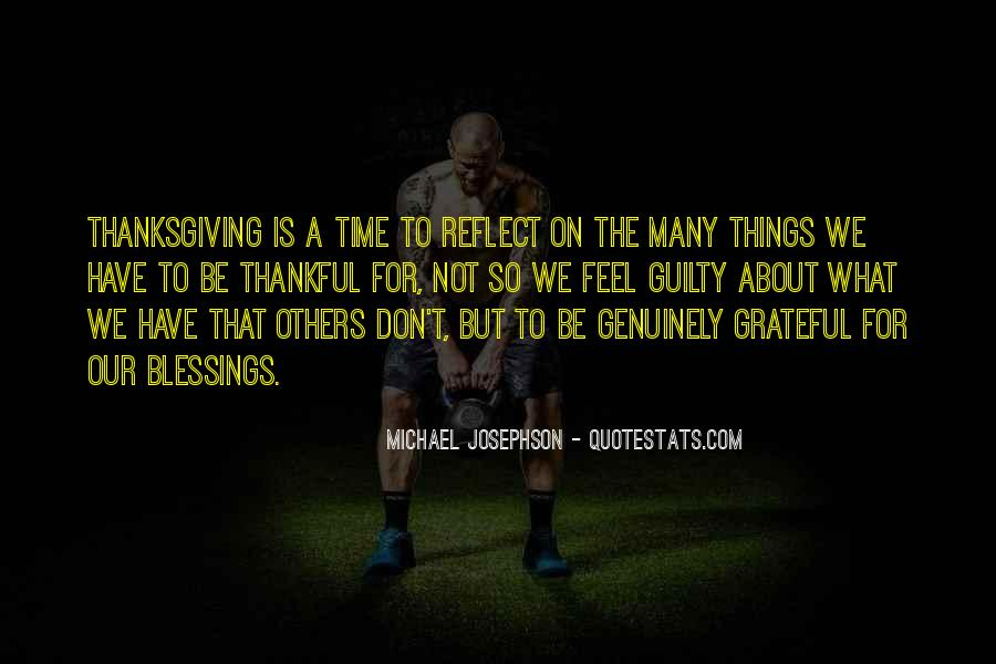 Quotes About Blessings To Others #1820007