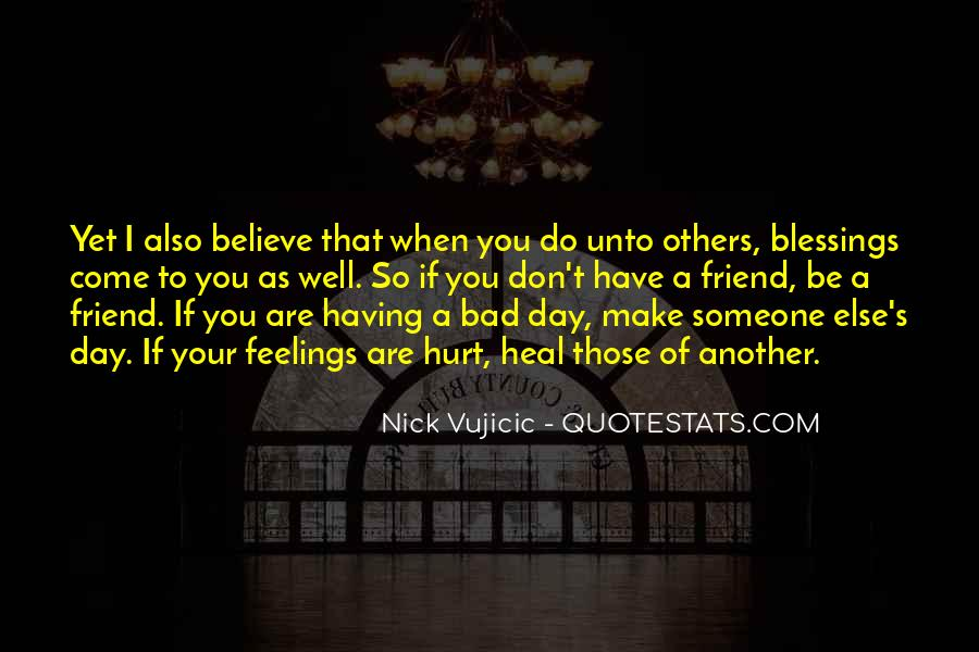 Quotes About Blessings To Others #1875003