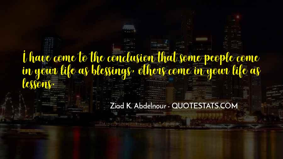 Quotes About Blessings To Others #34767