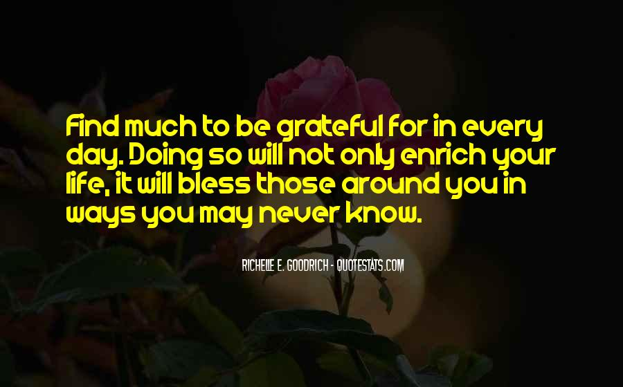 Quotes About Blessings To Others #455483