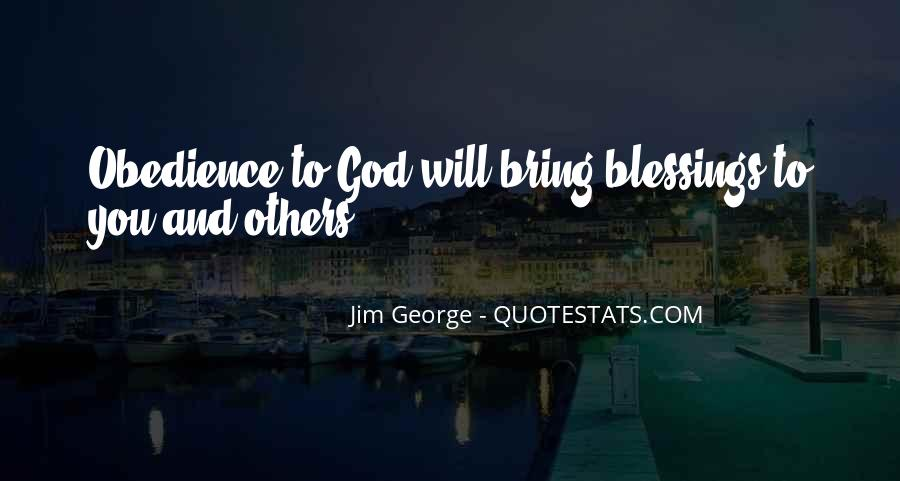 Quotes About Blessings To Others #510082