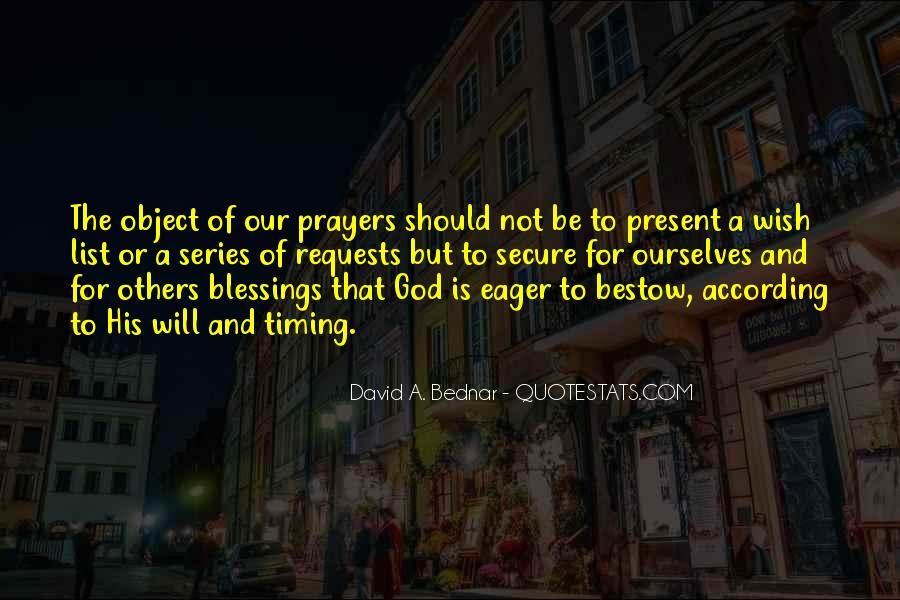 Quotes About Blessings To Others #935845