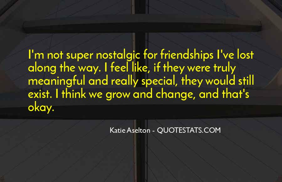 Quotes About Lost Best Friendships #1698763