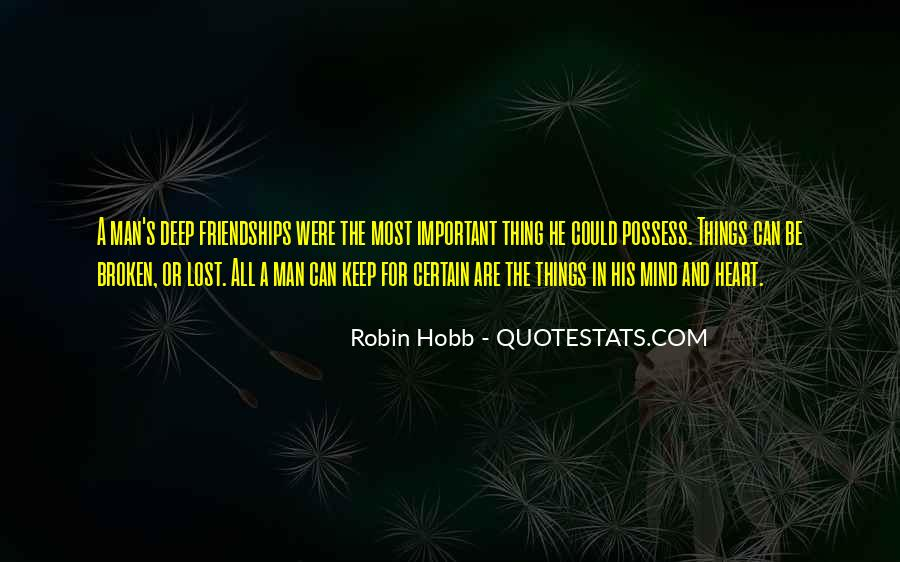 Quotes About Lost Best Friendships #437423