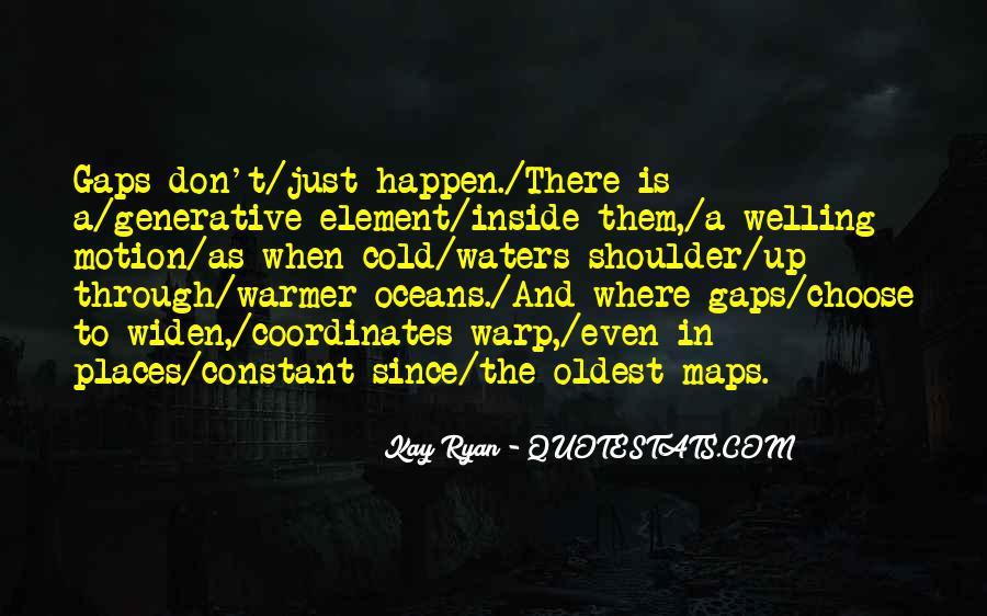 Quotes About Coordinates #1215914