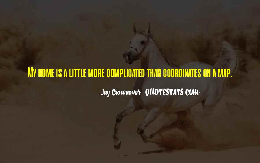 Quotes About Coordinates #1631084