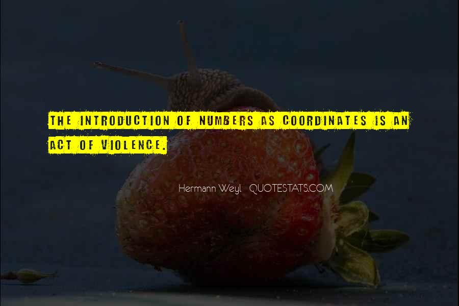 Quotes About Coordinates #563670